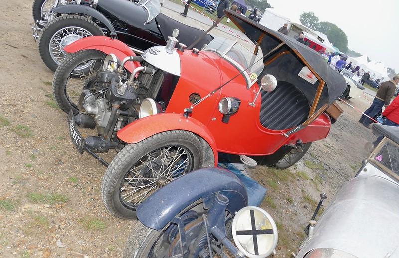 Darmont Morgan rouge - Vintage Revival Linas Montlhéry 2017 34154963970_863dce8ae5_c