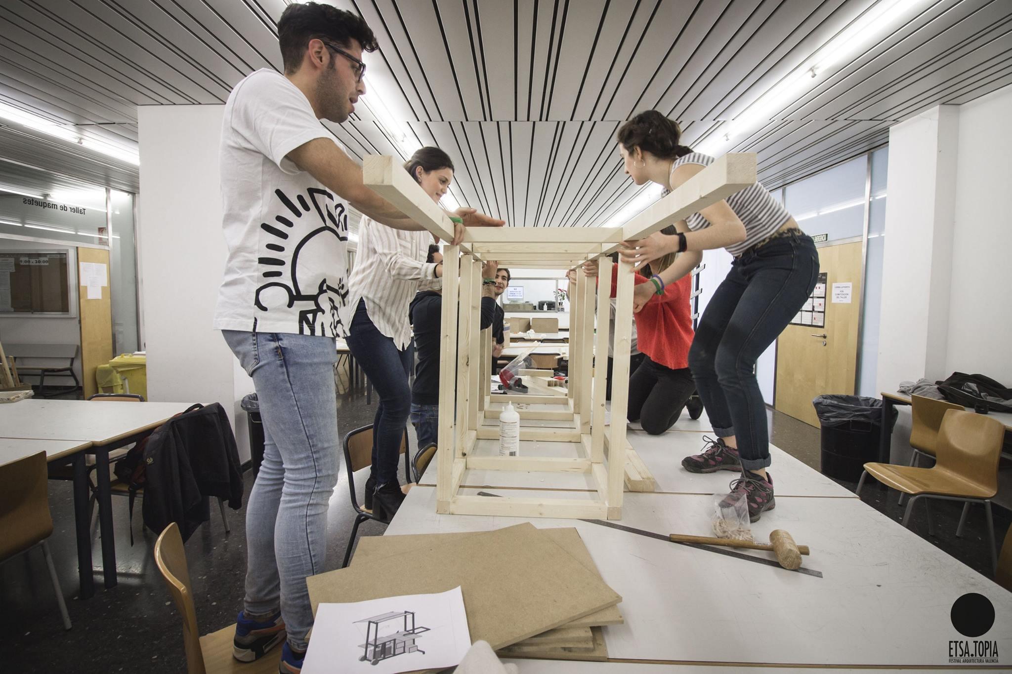 valencia fashion blogger spain somethingfashion ETSA UPV architecture school festivalETSATOPIA10
