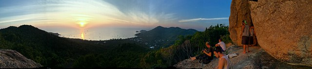 Koh Tao Panorama