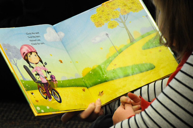 Bike to Books launch at Hillsdale Library-5.jpg
