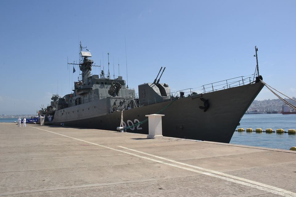 Armée Algérienne (ANP) - Tome XIV 34274710812_fd9a7b73bf_b