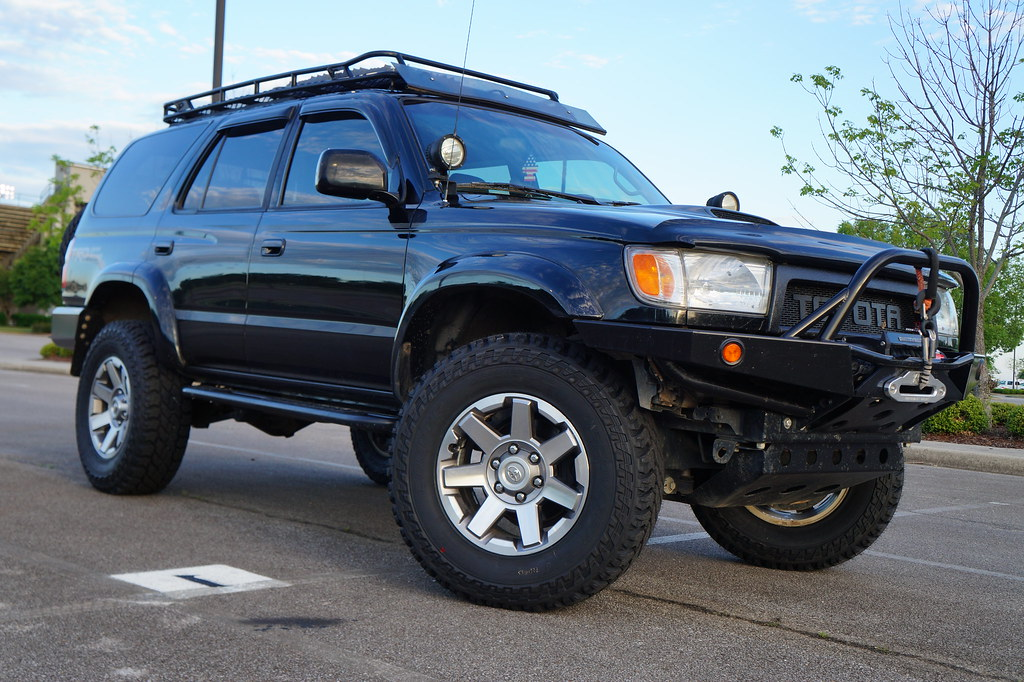Trail Wheels On 3rd Gen Thoughts And Opinions Toyota
