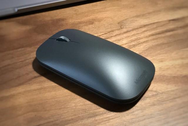 マイクロソフトDesigner Bluetooth®Mouseレビュー