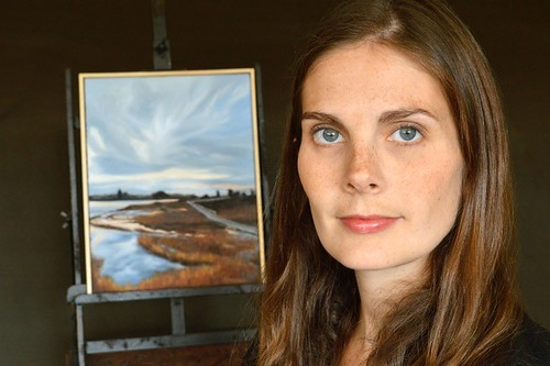 Artist Rachel Alvarez