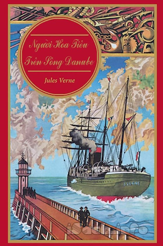 Người Hoa Tiêu trên Sông Danube - Jules Verne