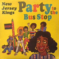 NEW JERSEY KINGS:PARTY TO THE BUS STOP(JACKET A)