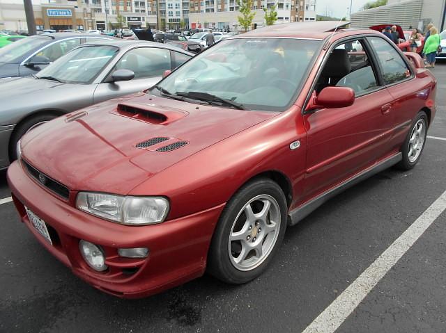 2000 Subaru Impreza 25 RS
