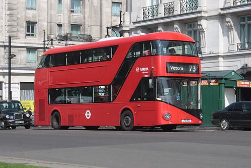 Arriva London LT833 LTZ1833