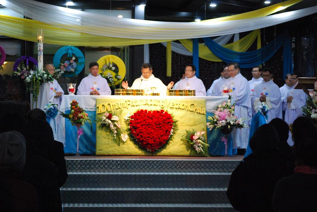 Thánh lễ Đại trào kỷ niệm 100 năm Đức Mẹ hiện ra tại Fatima