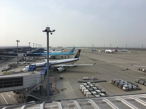中部国際空港 スカイデッキ