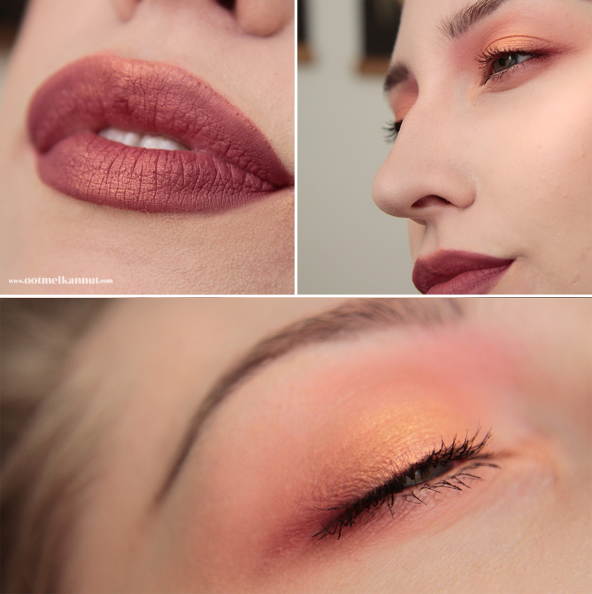 Sweet Cheeks makeup