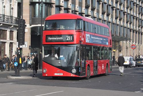 Abellio London LT628 LTZ1628