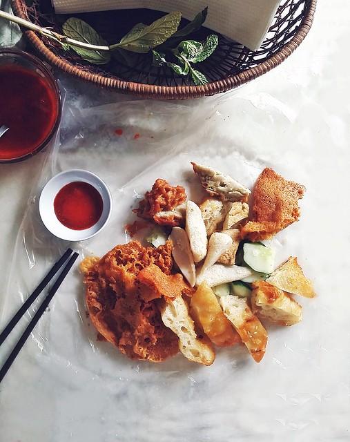 Malacca street eats - gor hiong