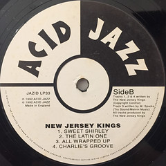 NEW JERSEY KINGS:PARTY TO THE BUS STOP(LABEL SIDE-B)