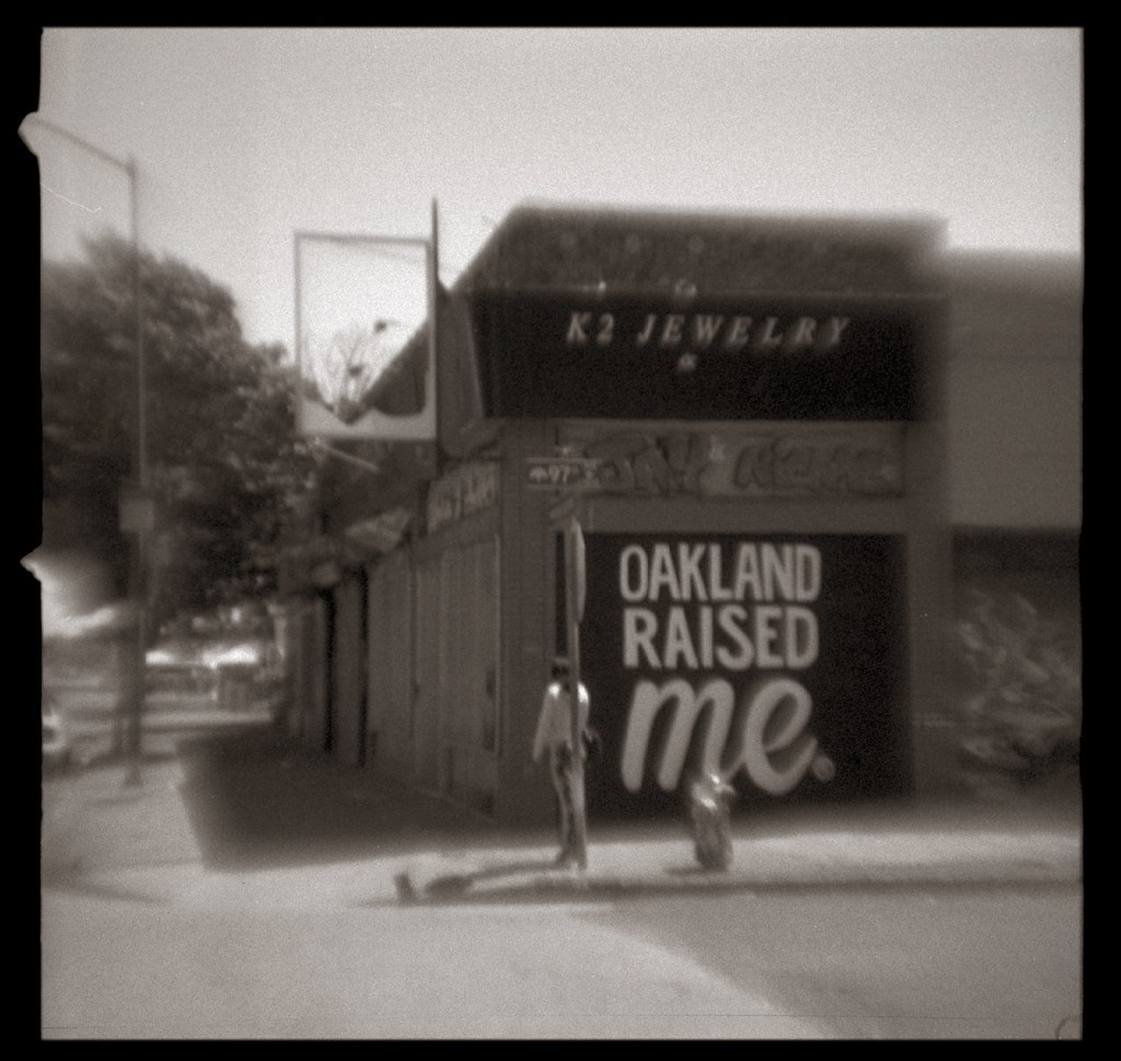 Oakland Raised Me. | by efo