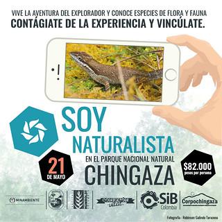 Chingaza #SoyNaturalista