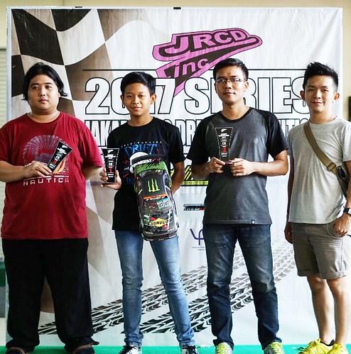 SST CS 2 JRCD Seri 3 2017 Bekasi