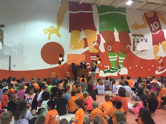 Gov. Ricketts Celebrates Teacher Appreciation Week