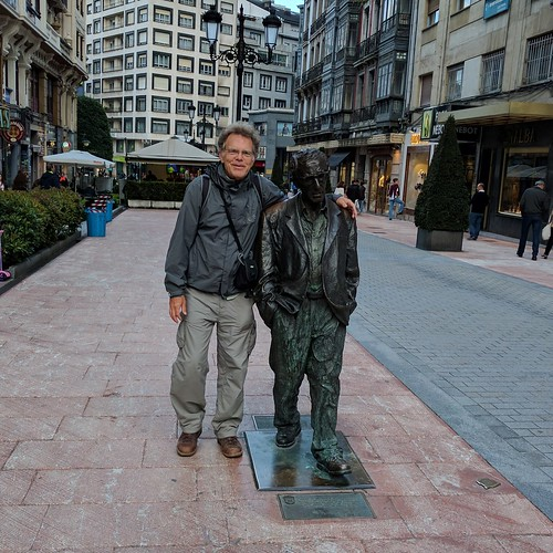 Woody and Me - Oviedo, Spain