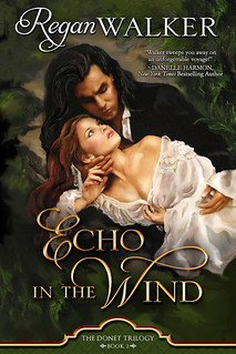 Echo in the Wind | by CoverReveals