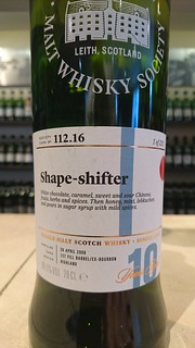 SMWS 112.16 - Shape-shifter
