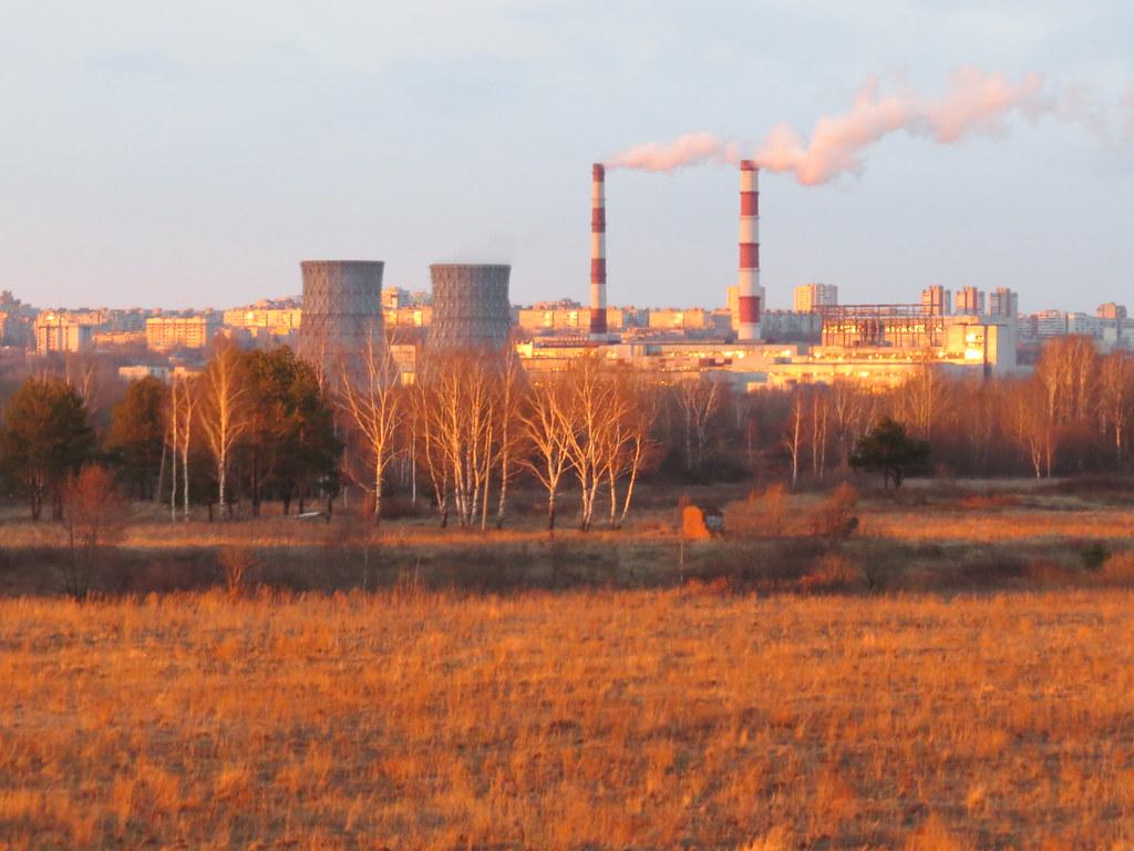 Владимирские закаты. Подборка фото