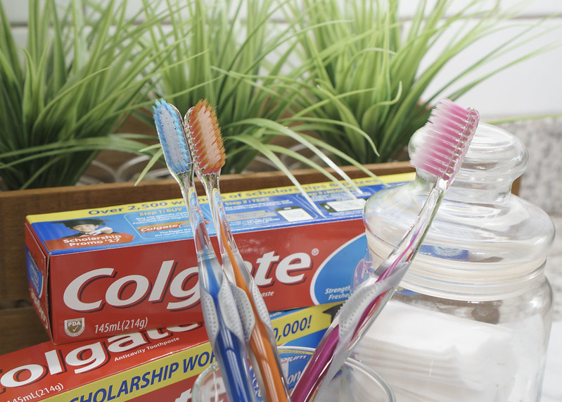 colgate dual core toothbrush