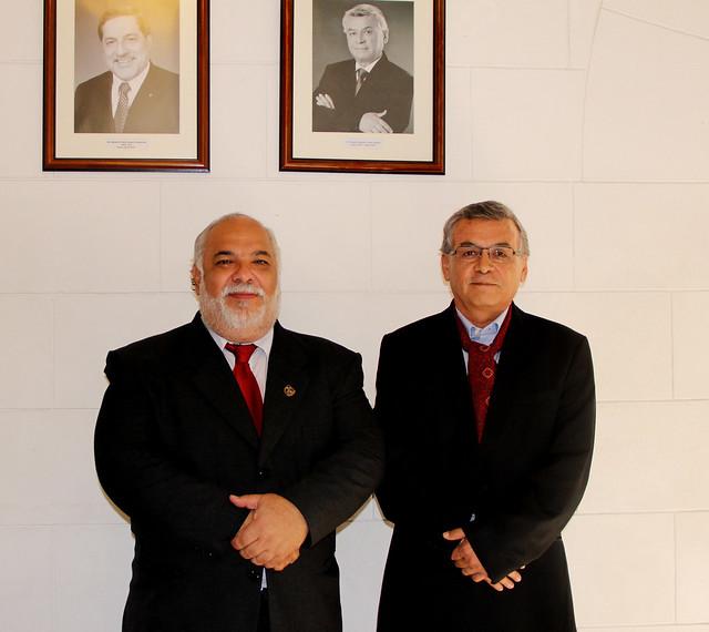 Fotografía del Dr. Ernesto Gozzer se une a la galería de ex jefes del INS