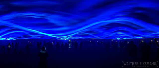 Waterlicht door Daan Roosengaard, Schokland