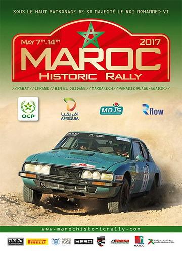 Maroc Historic Rally 2017