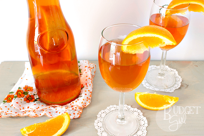 Sweet Orange Sangria