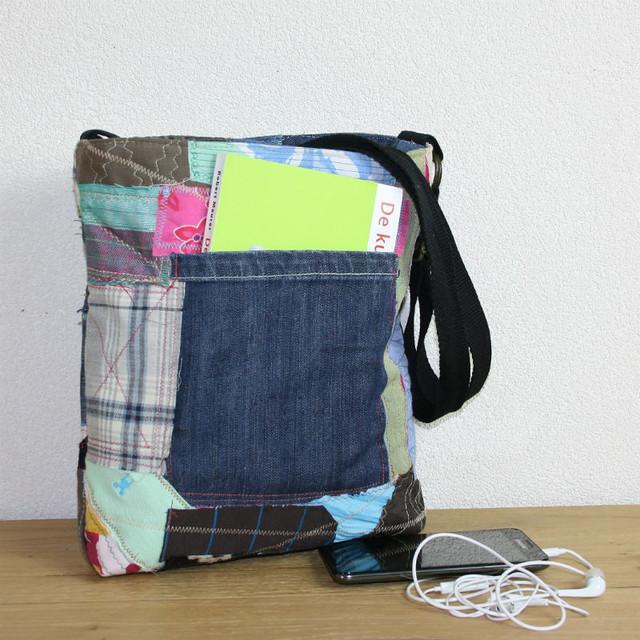 patchwork tas