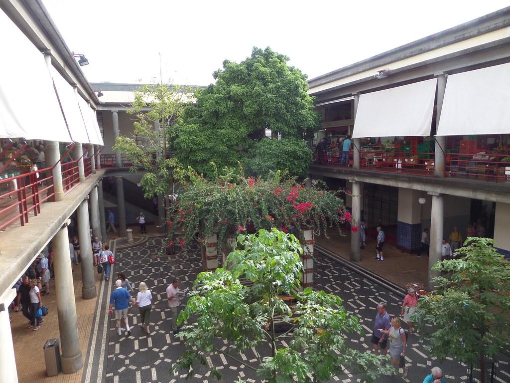 Funchal Market Hall