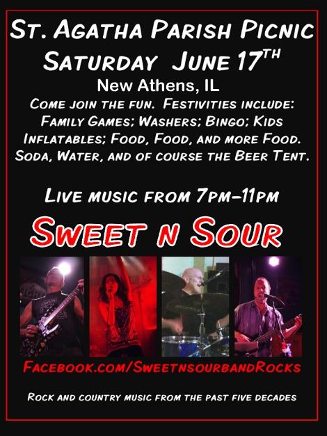 Sweet n Sour 6-17-17