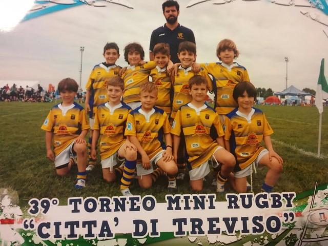 UNDER 8 - Stagione 2016/17 - - 39° Torneo Città di Treviso