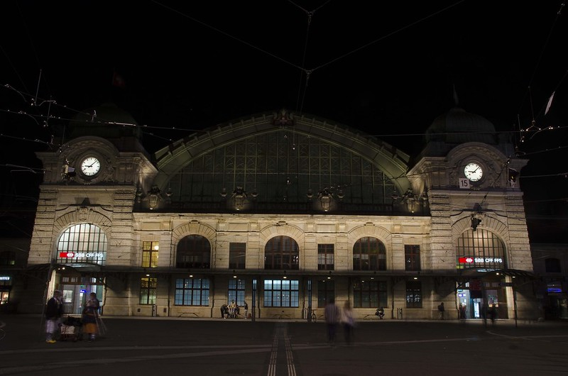 Estação Central Basel