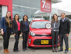 Kia gana un nuevo premio a escala mundial