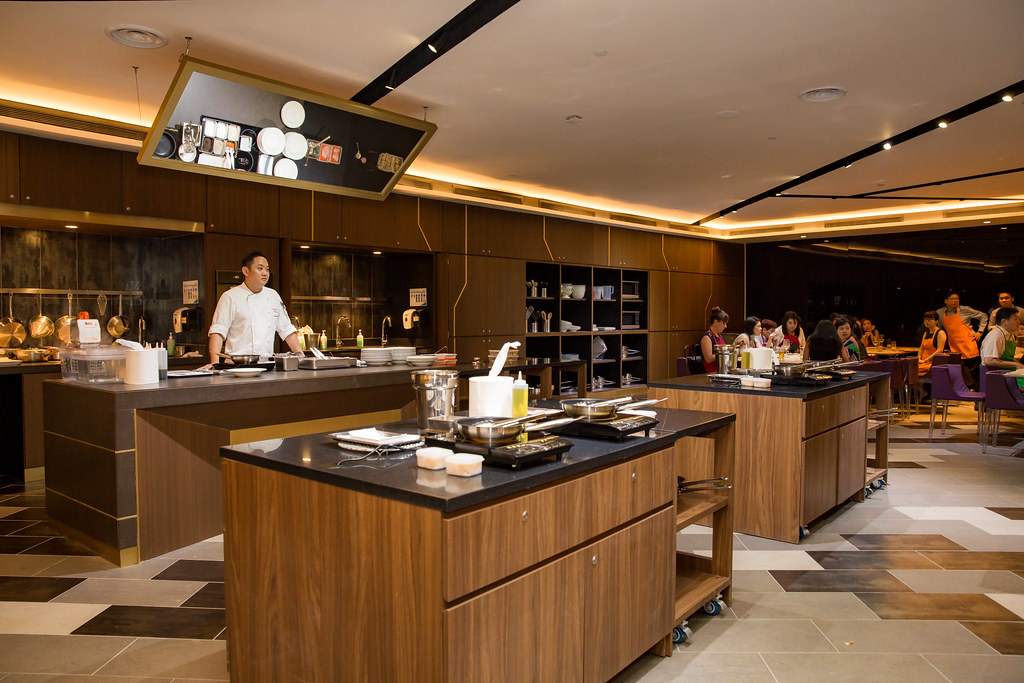 Sentosa Restaurants: Sessions Interactive Kitchen