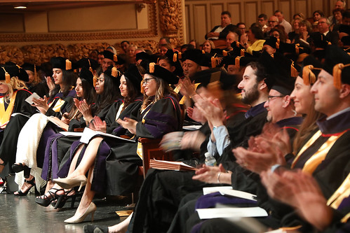 116th Commencement at BAM