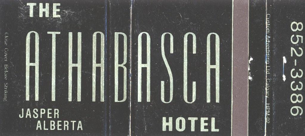 Athabasca Hotel - Jasper, Alberta