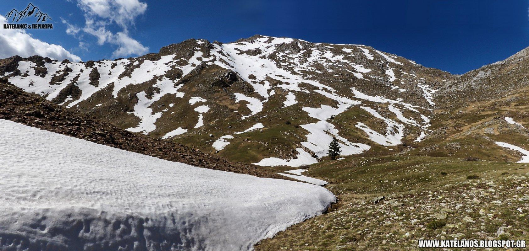 λακκα χονδρου κατελανος χιονουρες βουνο παναιτωλικο ορος