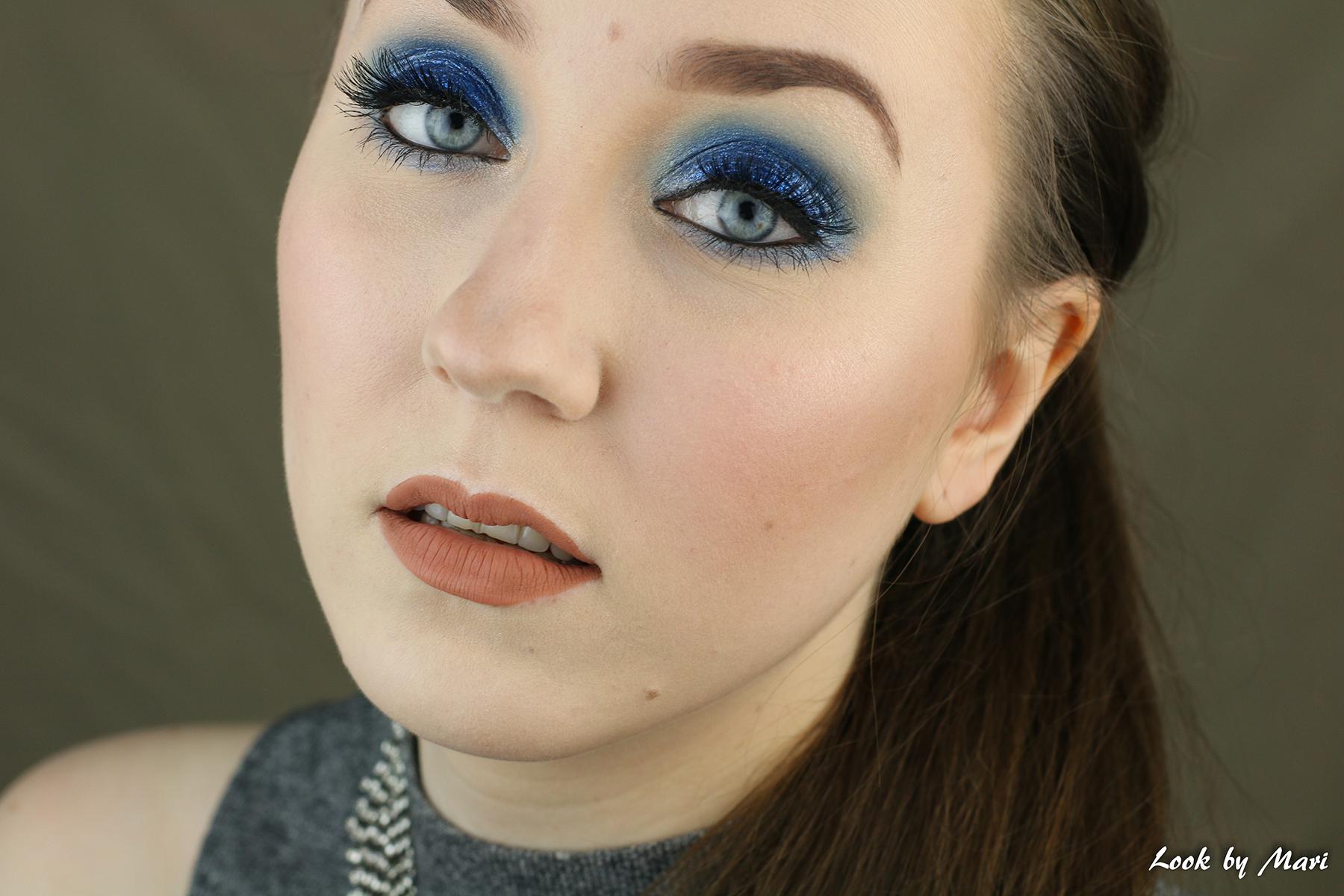 6 nyx soft matte lip cream london sävy väri huulilla kokemuksia meikissä blogi