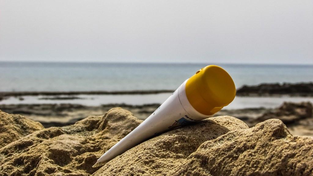 防曬。圖片來源:Pixabay(CC0 Public Domain)