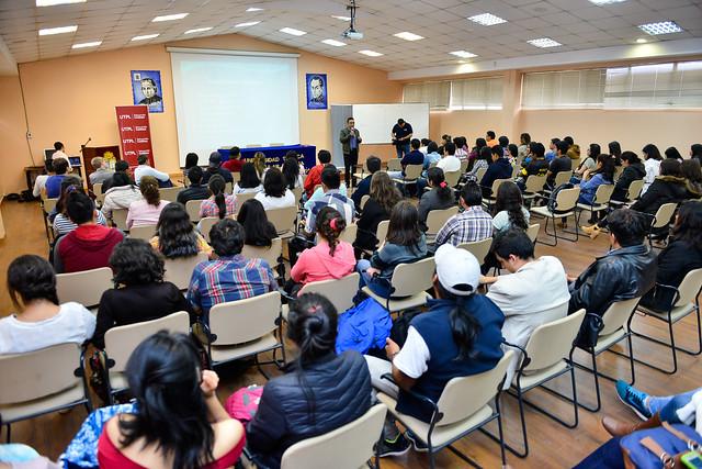 """Conferencia: """"Aspectos a tener en cuenta en las industrias latinoamericanas"""""""