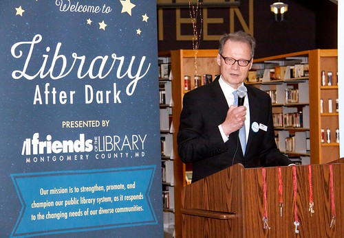 Library After Dark 2017