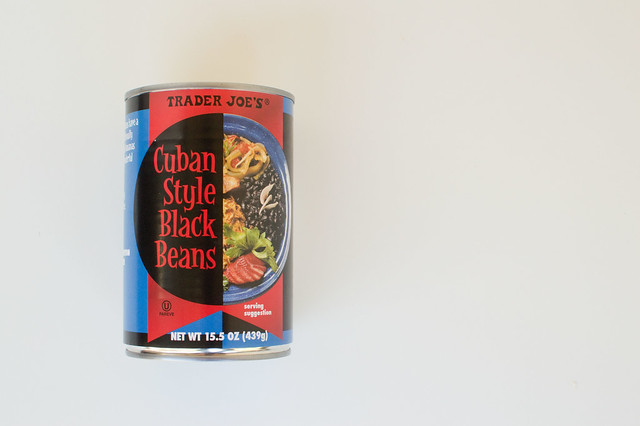 Trader Joe's Cuban Black Beans