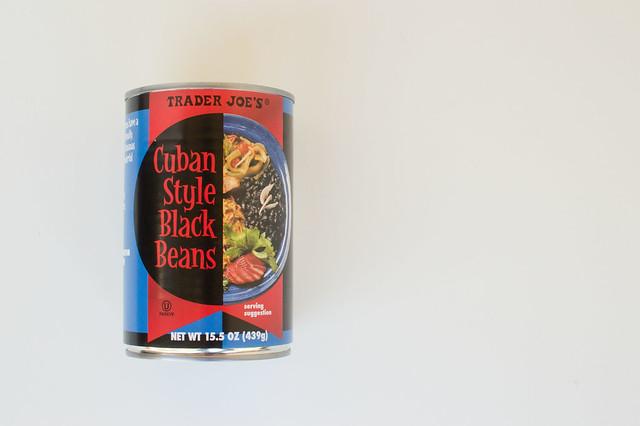 Trader Joe's Cuban Black Beans