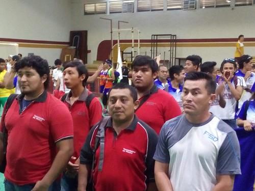 LXI Evento Deportivo del TecNM en deportes individuales