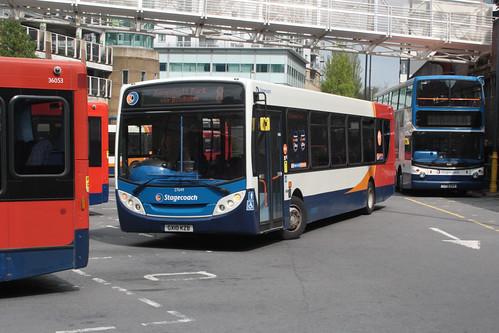 Stagecoach South 27649 GX10KZB