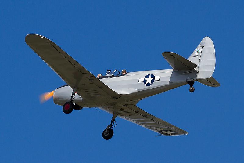 1943 Fairchild PT-19 N46199